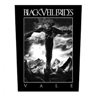 Black Veil Brides - Large Sew On Patch